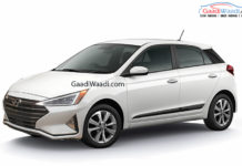 New-Gen Hyundai Elite i20 rendering