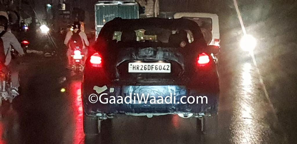 New Maruti Ciaz Diesel Spied -2