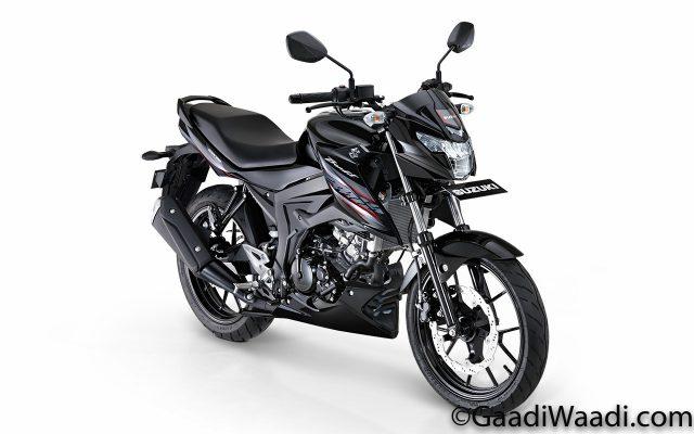 New Suzuki Bandit 150 GIIAS 2018 1