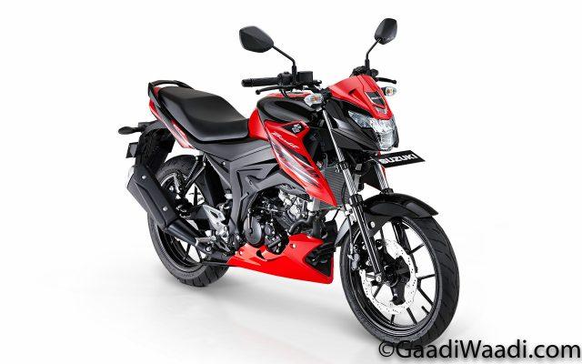 New Suzuki Bandit 150 GIIAS 2018 2