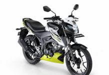New Suzuki Bandit 150 GIIAS 2018_