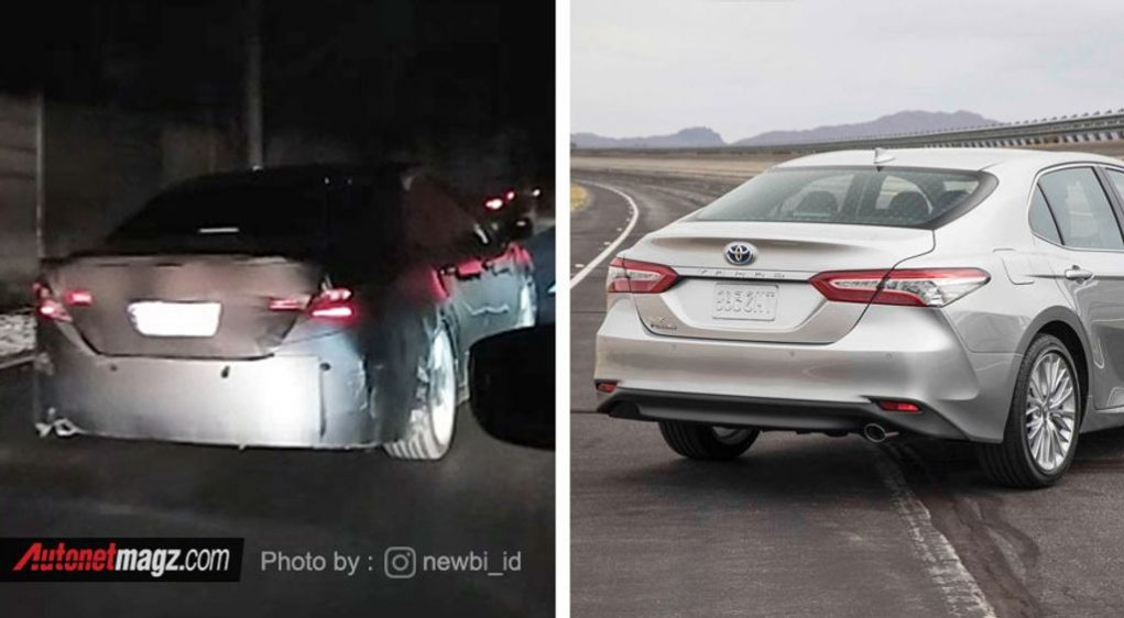 New-Toyota-Camry-Spied-in-Indonesia
