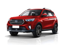 Next-Gen Ford EcoSport Rendered 1