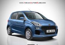 Production-Spec New Hyundai Santro Rendered; Launch This Diwali