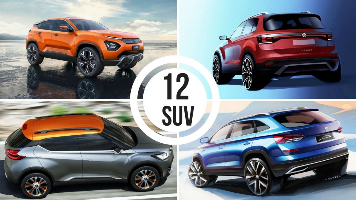 Exclusive Auto Sales >> 10+ SUVs Rivaling Hyundai Creta Launching Soon in India