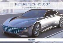 Hyundai Separated Sound Zone