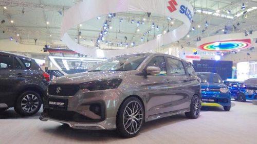Suzuki Ertiga Sport Concept GIIAS 2018