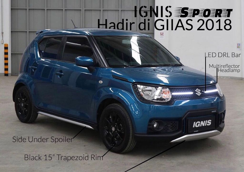 MY19 Maruti Ignis Launching On Feb 20 – Here Are Expected Changes! - GaadiWaadi.com
