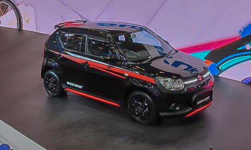 Suzuki Ignis Sport Concept