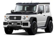 Suzuki-Jimny-modified-to-look-like-Mercedes-G-Wagon