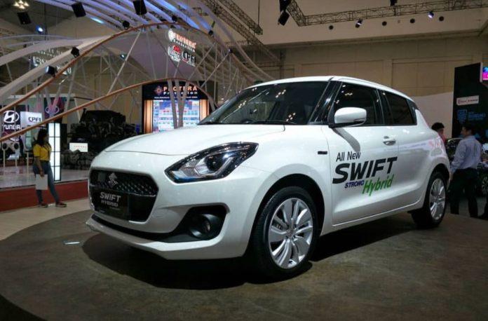 All-New Swift Hybrid GIIAS 2018
