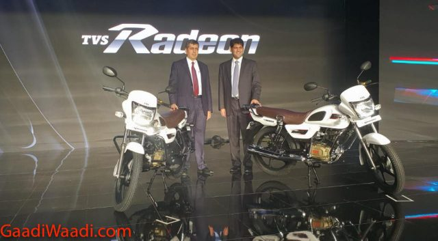 TVS Radeon 110 Launched, Price, Specs, Features, Warranty, Mileage, Booking, Engine