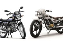 TVS Radeon Is Priced Cleverly Against Hero Splendor (tvs radeon vs hero splendor)