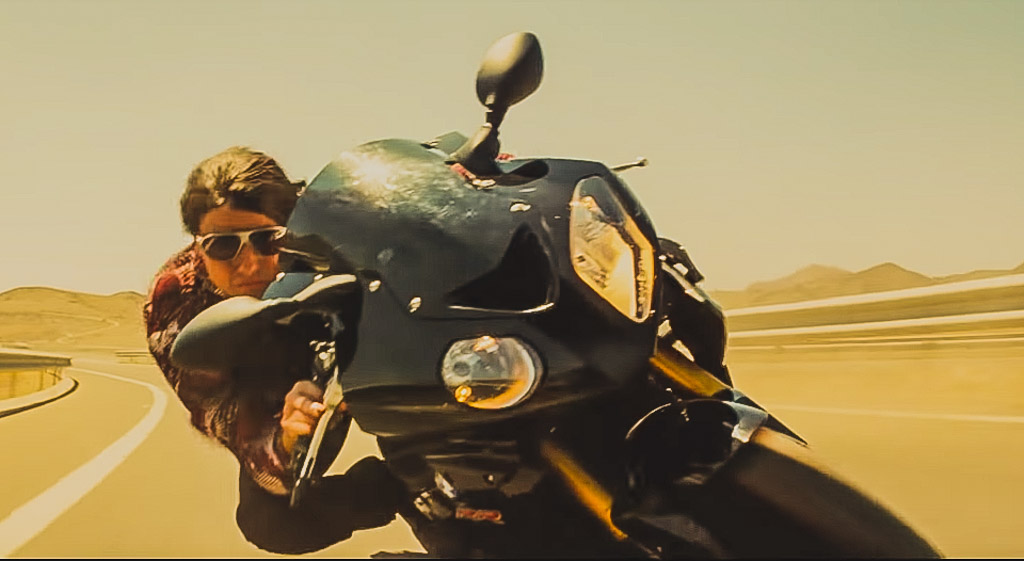 The Top Mission Impossible: Bikes And Daring Chases