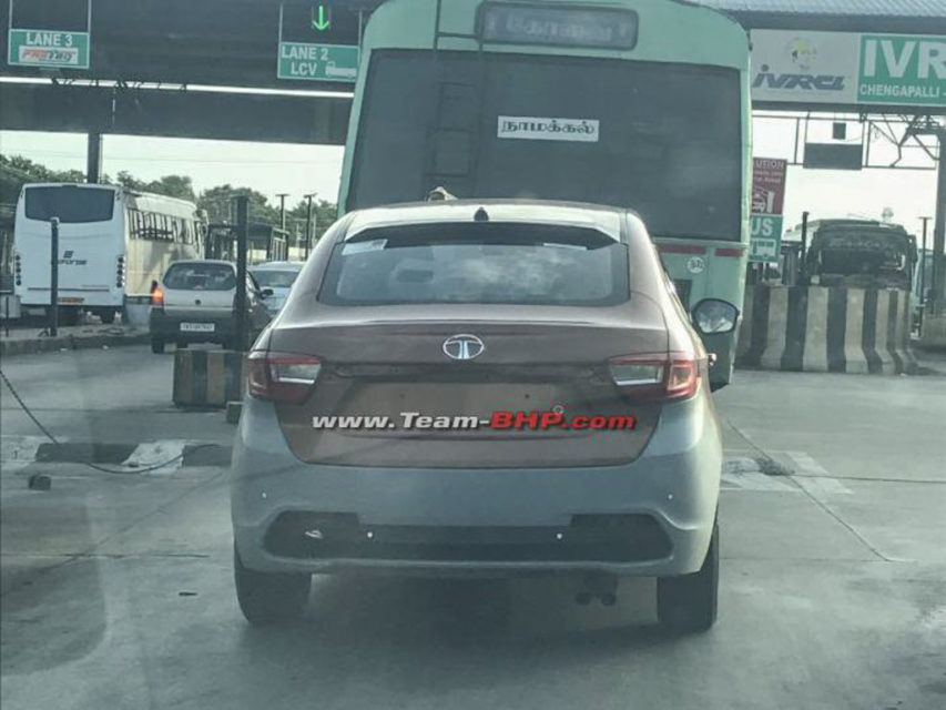 Tigor JTP Spotted Twin Exhaust