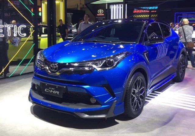Toyota C-HR GIIAS 2018 1