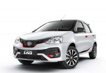 Toyota Etios Liva Limited Edition Front