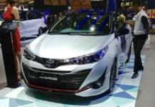 Toyota Vios TRD (Yaris Sedan) Showcased at GIIAS 1