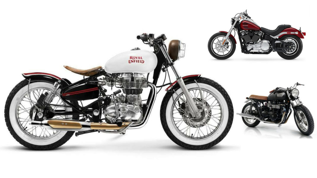 Upcoming Royal Enfield Bikes To Take On Harley Davidson and Triumph