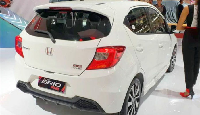 Updated Figo? No, This Is The All New 2019 Honda Brio 2