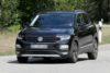 Volkswagen T-Cross SUV Spied_