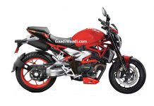 ducati-hero 300cc bike partnership