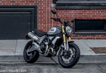 ducati hero partnership 300cc platform