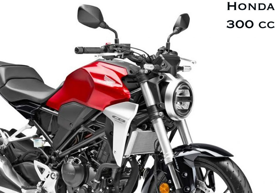honda patents this 300 cc bike in india check in for more details!