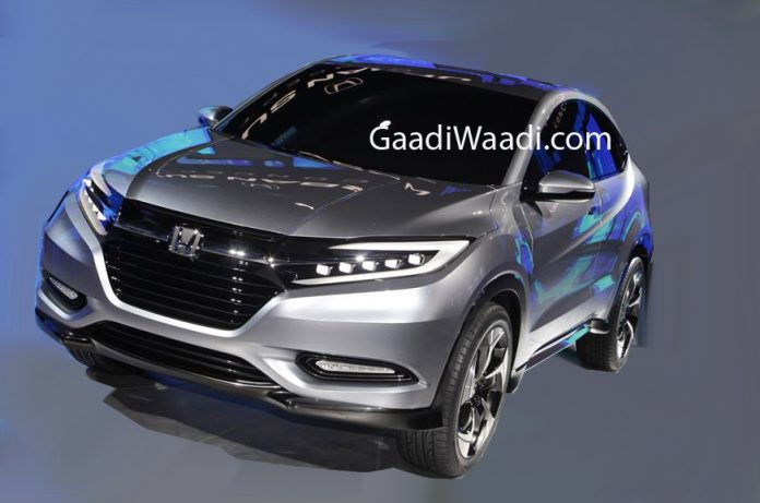 """honda amaze based suv """"title ="""" honda amaze based suv """"/> </div> <h2>  Honda Amaze based SUV offered for sale in a price range of Rs 7-10 lakh and it is expected to be launched in India in 2019 or early 2020 </h2> <p>  Honda Cars India Ltd has set new sales records with the introduction of the new Honda Amaze, but the company is not the one on its laurels, but is working on a series of new cars that will help build a stronger position in the market.According to a new report, Honda is planning to launch as many as five new cars in India. </p> <p>  Two of these will be SUVs and one of the two SUV & # 39; # 39; s will be based on the Amaze platform In India, the Honda Amaze SUV will compete with the Maruti Vitara Brezza, Ford EcoSport and Tata Nexon. </p> <p>  So far, the GSP platform that underpins the Brio Amaze, WR-V and Mobilio are not only successful in India, but also in other Zui doost-Asian markets. That is why Honda plans to make full use of the proven arch hitecture. </p> <p>  <img loading="""