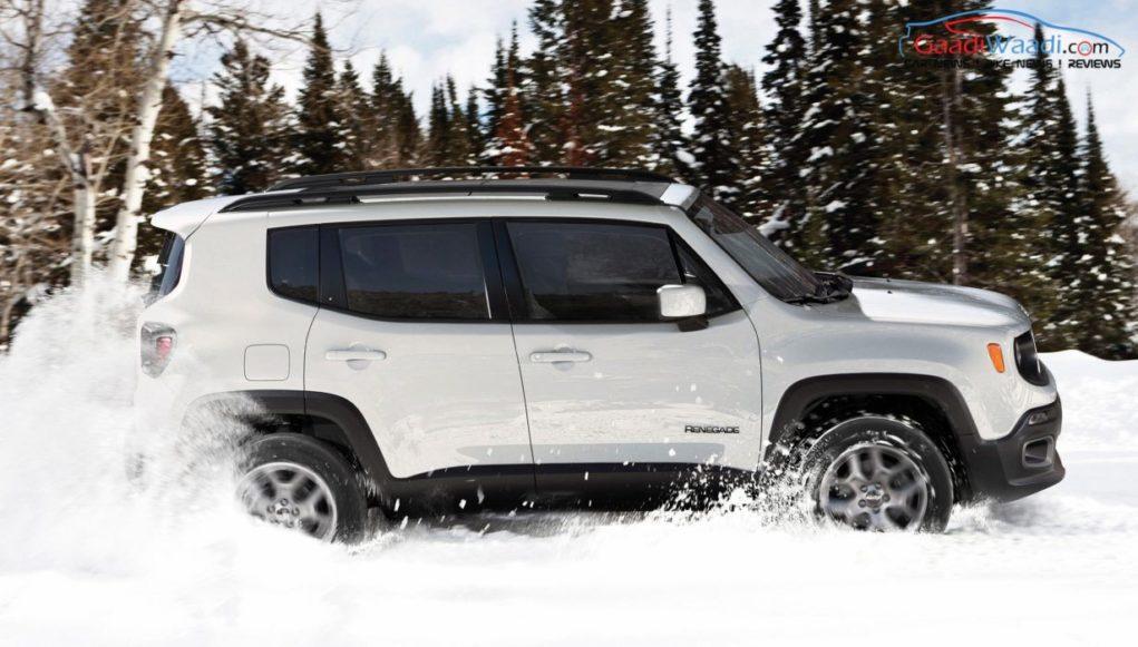 jeep renegade india