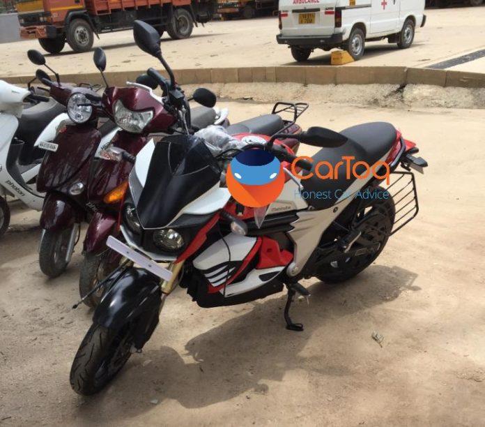 mahindra mojo electric bike