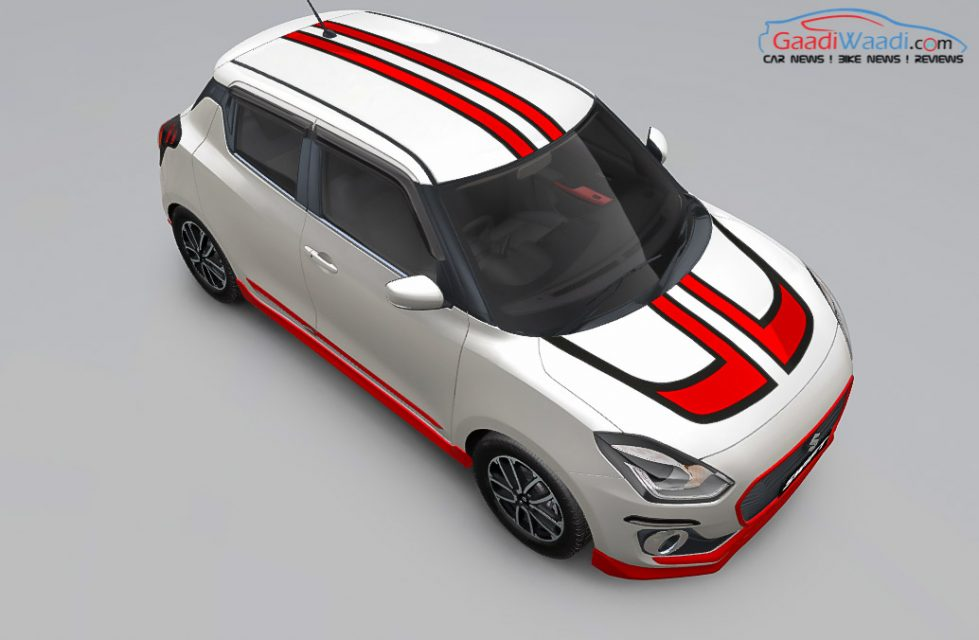 maruti suzuki swift icreate customization-2