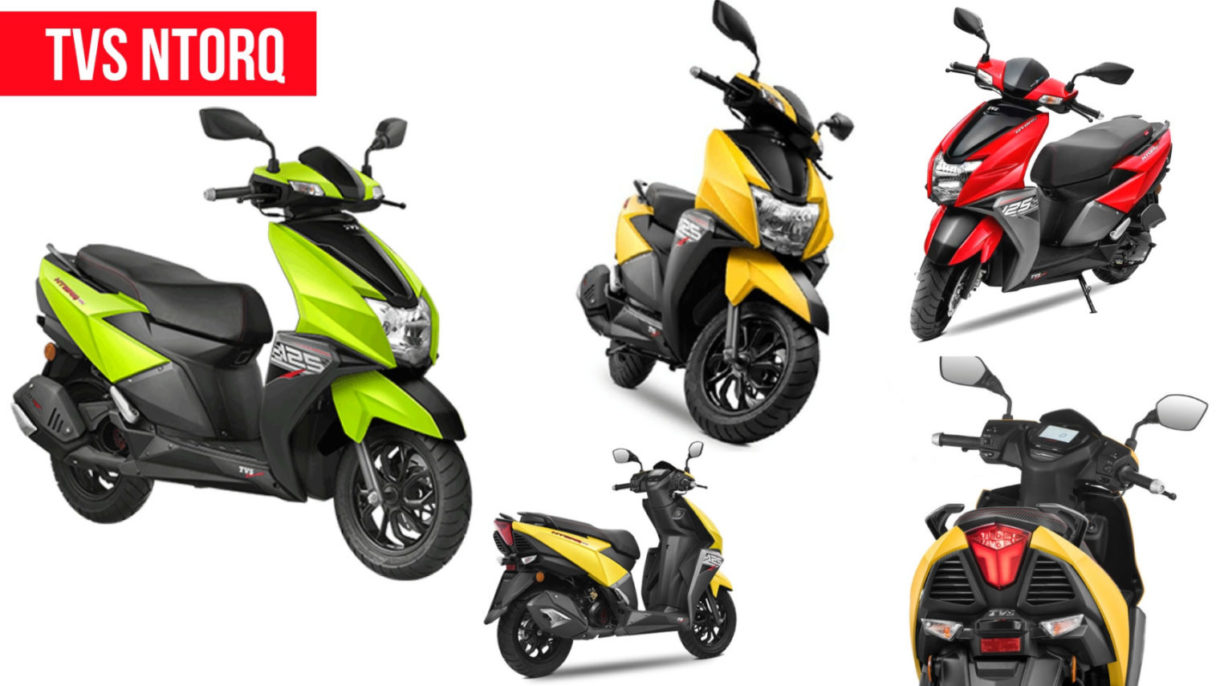 Tvs Ntorq 125 Achieves One Lakh Sales Milestone In India