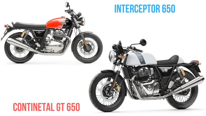 2.5 Million Existing Royal Enfield Customers In Upcoming 650 Twins' Radar