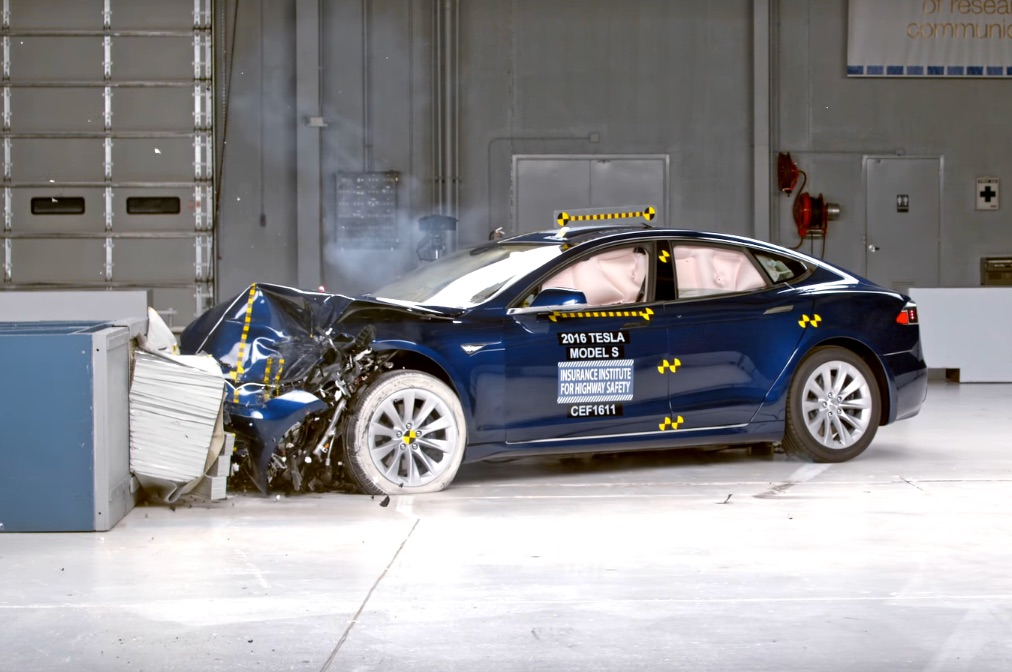 Tesla Model 3 Gets Five-Star Safety Rating From NHTSA In All Categories