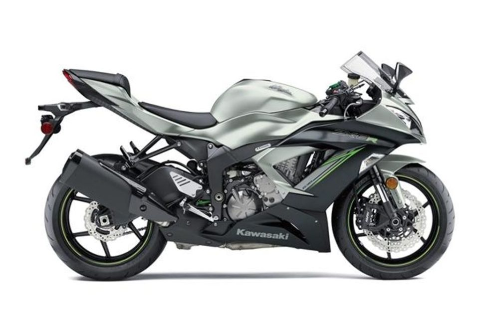Zx 6r Becomes Kawasakis Second Best Selling Motorcycle In India