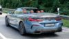 2019 BMW 8-Series Convertible Rear