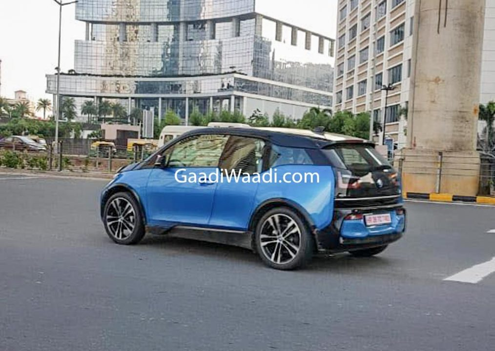 2019 BMW i3 India Launch, Price, Specs, Range, Interior, Features 1