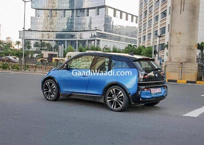 2019 BMW i3 India Launch, Price, Specs, Range, Interior, Features 1
