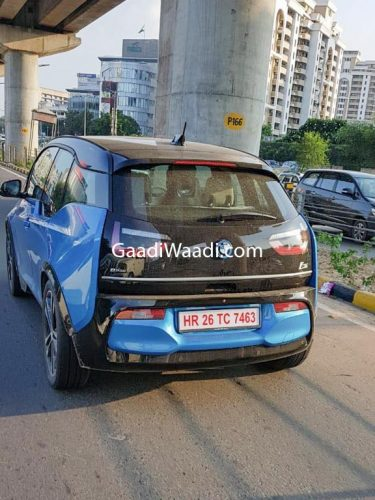 2019 BMW i3 India Launch, Price, Specs, Range, Interior, Features 4