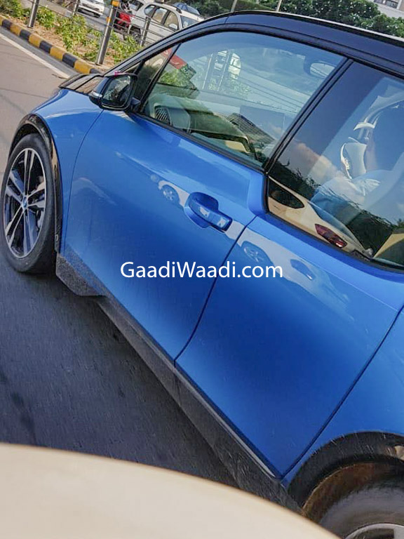 Exclusive Bmw I3 Testing Begins In India Launching Next Year