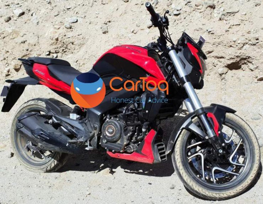New Bajaj Dominar Is Coming With Major Updates Spied