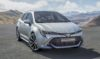 2019 Toyota Corolla Touring Sports Front