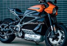 2019 harley davidson livewire Production Model
