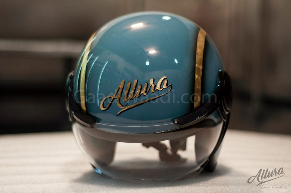 Allura royal enfield emior customs-1