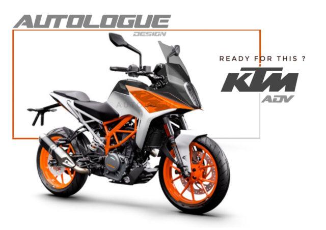 Autologue Design To Launch KTM 390 Duke Adventure Edition Kit Soon-2