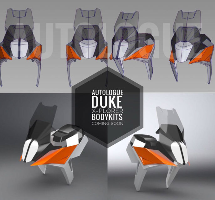 Autologue Design To Launch KTM 390 Duke Adventure Edition Kit Soon-1-2