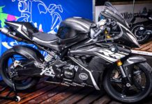 BMW G310RR super sport bike based on TVS Apache RR310 3