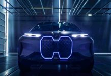 BMW Vision iNEXT Crossover Teased Global Debut