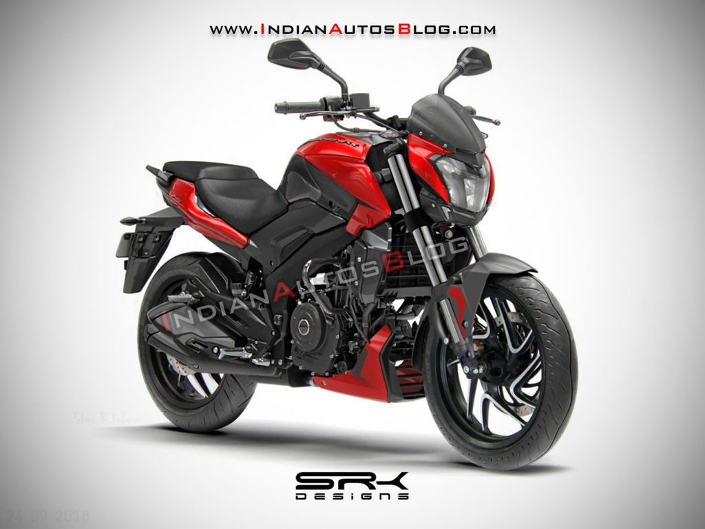 Bajaj-Dominar-400-ABS-Rendering